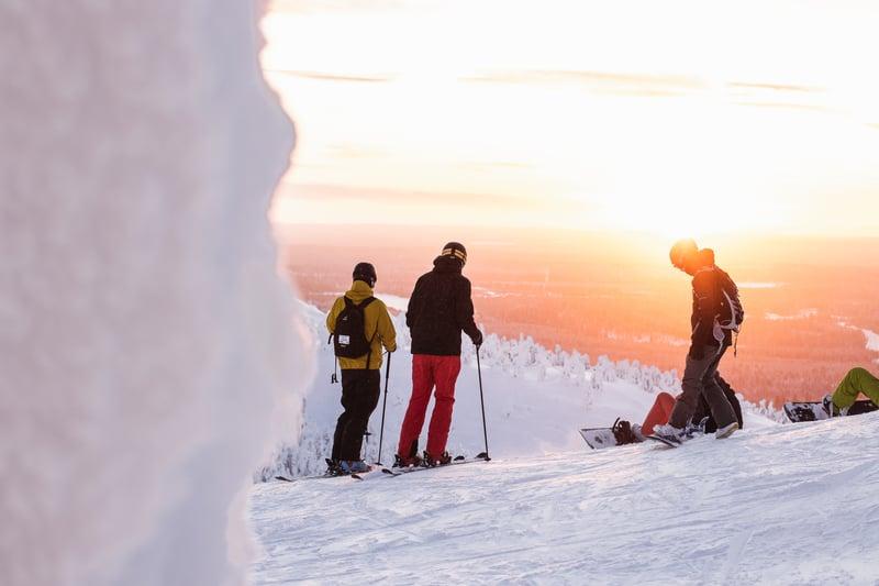 Mitä tehdä Smartum-eduilla hiihtolomalla? - 5+1 ideaa antoisaan lomaan!